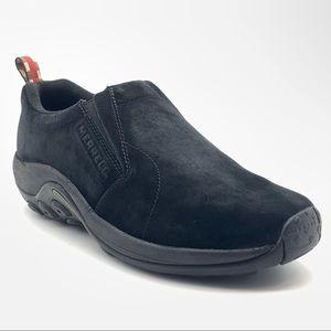 Merrell Men's Jungle Moc Shoes, Midnight, 10 US